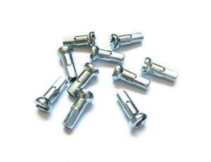 10x 14G / 2 mm Bicycle Spoke Nipples
