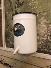 Vtg Medical Irrigator Jones Metal Products Company Antique # 200 dental doctor
