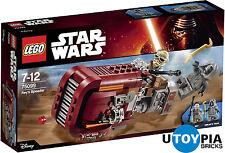 LEGO 75099 STAR WARS: Rey's Speeder [RETIRED SET]