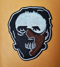 Silence Of The Lambs Hannibal embroidered Patch 3 1/2 inches tall