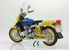Motorcycle model 1:18 URAL IMZ-8.923 ГАИ - Patrol.(NEW)