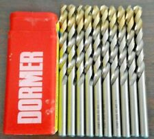 PRECISION DORMER 7.10mm 118 ° POINT  STEEL JOBBER DRILL |0351086|FREE SHIPPING