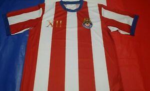 Club Guadalajara Chivas Jersey 110  campeonisimo XII (12) Size L