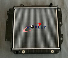 New Radiator FOR JEEP Wrangler TJ 1986-2007 Left Handside Auto/Manual AT/MT
