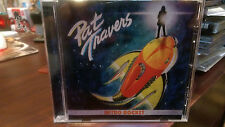 PAT TRAVERS - Retro Rocket CD Lead Me Home (theme from Walking Dead)