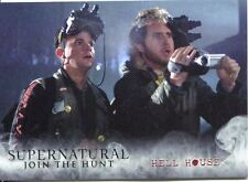 Supernatural Seasons 1-3 Base Card Parallel Silver 21 Hell House