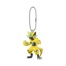 Pokemon Swing Mascot Anime Keychain SD Figure Everyone's Story ~ Zeraora @27125