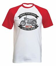 HONDA BENLY 50 - NEW AMAZING GRAPHIC TSHIRT S-M-L-XL-XXL