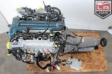 JDM TOYOTA ARISTO 2JZ GTE TWIN TURBO 3.0L ENGINE SUPRA 2JZ GTE VVTI MOTOR