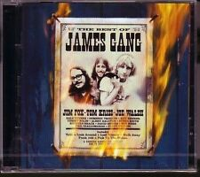 2 CD (NUOVO!). the Best of James Gang (Joe Walsh Tommy Bolin mkmbh