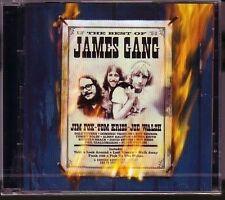 2 CD (NEU!) . The Best of JAMES GANG (Joe Walsh Tommy Bolin mkmbh