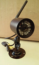 New 2.4Ghz Ccd Camera output Wireless & Cable connection 23 Infraded Led