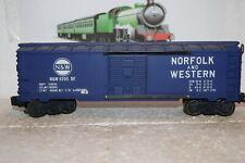 O Scale Trains Lionel Norfolk Western Box Car 9205