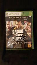 New listing Grand Theft Auto Iv - Complete Edition (Microsoft Xbox 360, 2010)