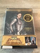 Lara Croft Tomb Raider BRAND NEW and Sealed / Special Collector's Edition