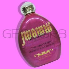 AUSTRALIAN GOLD JWOWW ONE AND DONE ADVANCED BLACK BRONZER TANNING BED LOTION