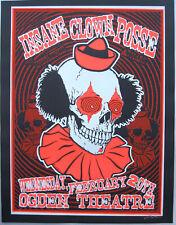 Insane Clown Posse Concert Poster Lindsey Kuhn