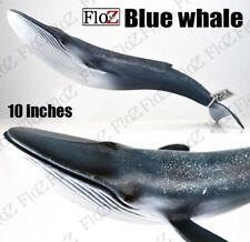 Floz blue whale 10 inches baleen whales Sea animal marine life figure model