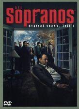 DVD - Die Sopranos - Staffel sechs, Teil 1 - 4-DVDs