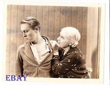 Richard Cromwell sensitive youth VINTAGE Photo