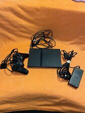 Sony SCPH-70003 CB PlayStation 2 Slim Console - Charcoal Black