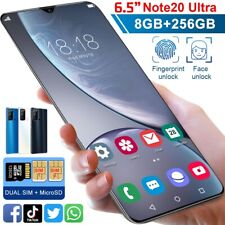 "Note 20 Ultra 10 core Mobile Phone 8G 256G Dual Card 6.7""  Global warranty"