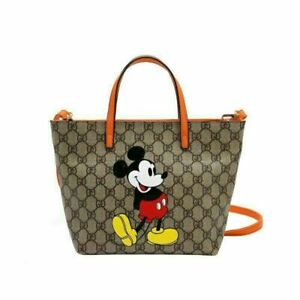 Disney Mickey Mouse Ladies Shoulder Handbag Women Fashion Messenger Bag FREESHIP