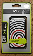 IFROGZ MIX CASE COVER 4TH GENERATION IPOD TOUCH 4G BULLSEYE