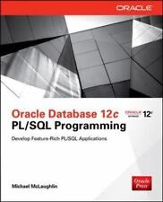 Oracle Database 12C PL/SQL Programming by Michael McLaughlin (2014, Paperback)