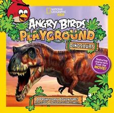 National Geographic Kids - Angry Birds Playground - Dinosaurs BOOK