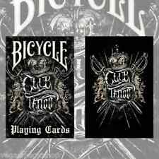 Club Tattoo Deck Bicycle Playing Cards Poker Size USPCC Special Limited Edition