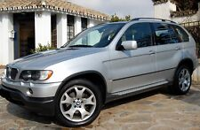 BMW X5 E53 GENUINE 1X 19''inch Alloy Wheel 9J FRONT❤T5X120 PCD❤Vw T5 VAN❤Spare