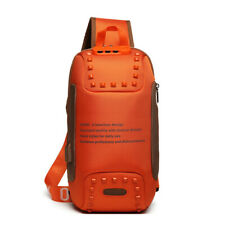 Multi-functional chest bag,Orange