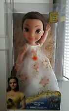 DISNEY BEAUTY AND THE BEAST CELEBRATION BELLE TODDLER DOLL BRAND NEW IN BOX