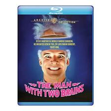 Man with Two Brains, The (1983) (BD) BLU RAY