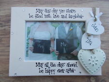 Novelty Wedding Decorative Plaques & Signs