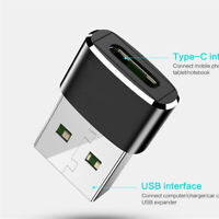 1/5Pcs Micro USB Type C Female Connector to USB2.0 Male Converter Adapter Supply