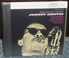 XRCD Johnny Griffin The Little Giant CD New Sealed Wynton Kelly Audiophile Jazz