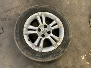 "Vauxhall Corsa D 15"" 4 Spoke 4x100 Alloy Wheel With Tyre 185/65/15"