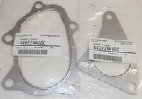 Subaru Impreza WRX STi Turbo downpipe & Up-Pipe Exhaust Gaskets 1992-2014 OEM