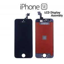 For Apple iPhone SE Replacement Lcd Touch Screen Digitizer Glass Assembly Black