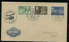 Finland  helicopter  flight cover  1950                 FL0820