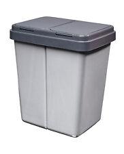 Duo Bin #3 doppel Mülleimer Treteimer Abfalleimer Mülltrenner Müllsammler Neu