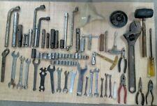 Big Lot Of Mixed Hand Tools sockets