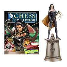 Eaglemoss Chess NEW * Superwoman * #69 Black Queen DC Comics Magazine Villain