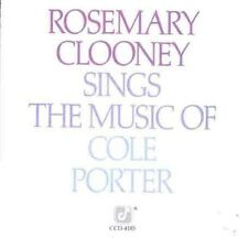 Rosemary Clooney - Sings Cole Porter [New CD]