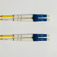 LC to LC, UPC, Duplex, G.657A.2, Patch cord jumper cable X 1 meter