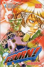 STAR COMICS TUTOR HITMAN REBORN! VOLUME 22