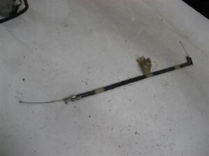 1. Honda VFR 750F RC24 Acelerador Kit Cable Acelerador Cable Bowden Carburador