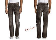 NWT PRPS Goods JAPAN Demon Slim Men Jeans 36 x 32 Faded DISTRESSED $425